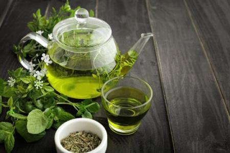 تعرف علي فوائد الشاي الأخضر