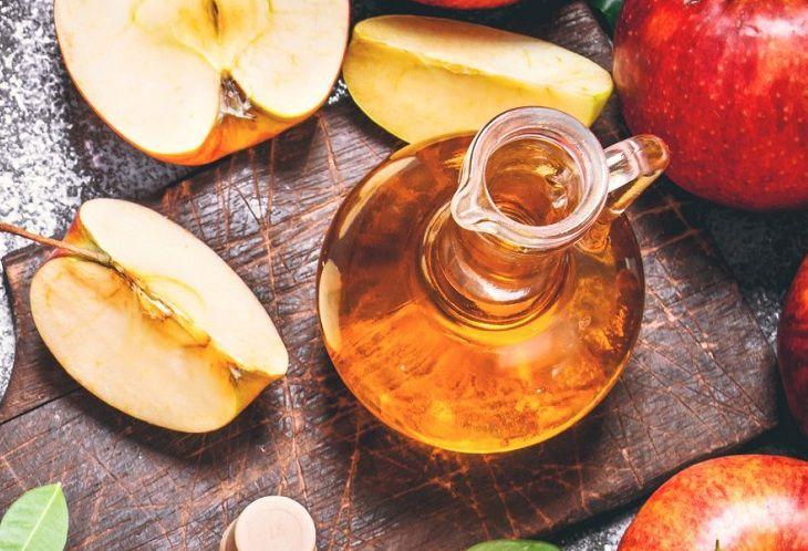 فوائد خل التفاح الغذائية