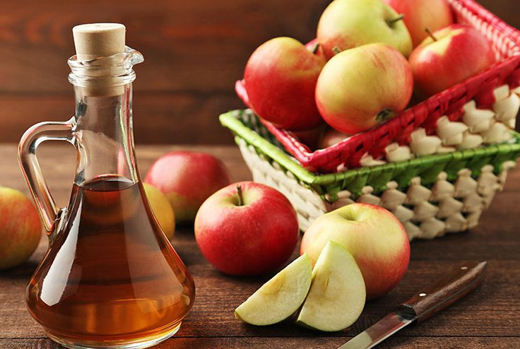 فوائد خل التفاح في التغذية