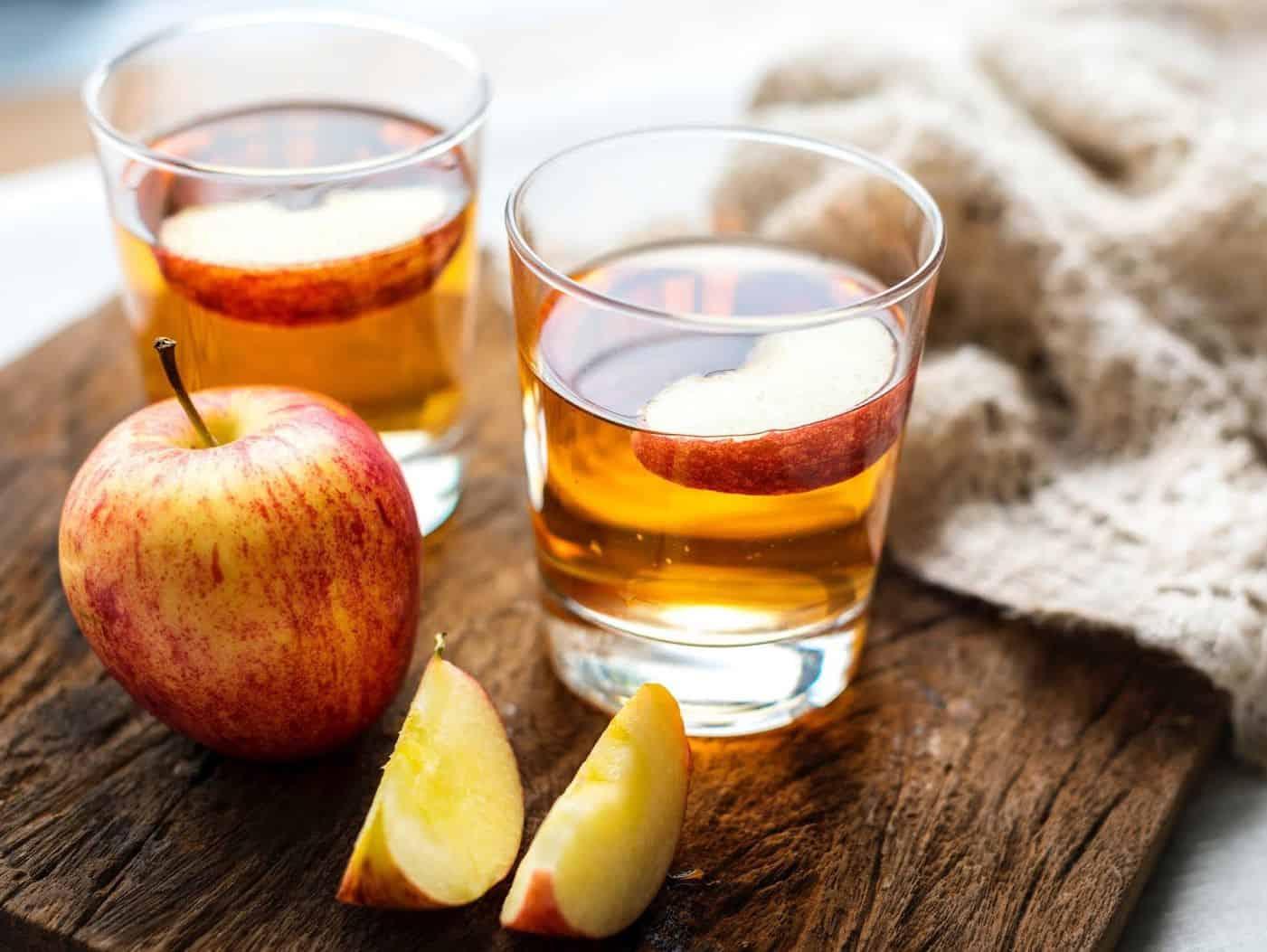 اضرار خل التفاح للجسم