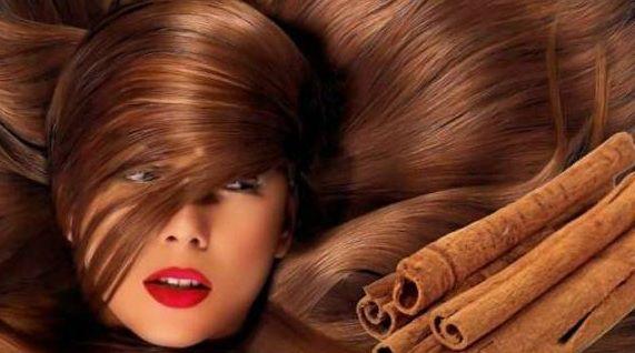 وصفات لتطويل وتكثيف الشعر من القرفة